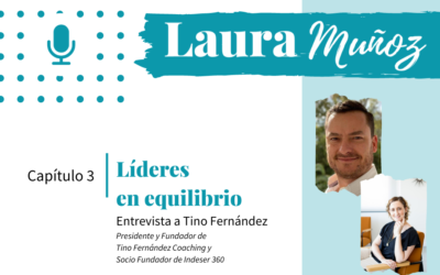Capítulo 3 – Líderes en equilibrio – Entrevista 1