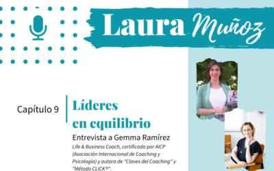 Capítulo 9 – Líderes en equilibrio – Entrevista 4