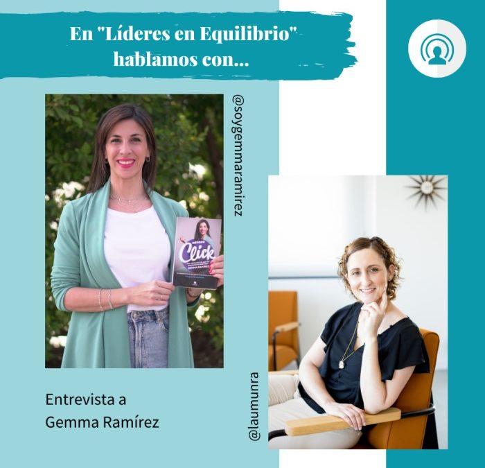 Foto Gemma Ramirez con Laura Muñoz